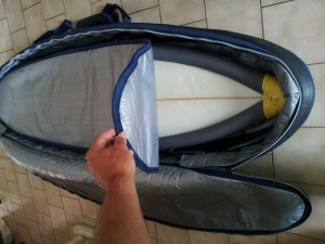 intercalaire boardbag voyagesetsurf