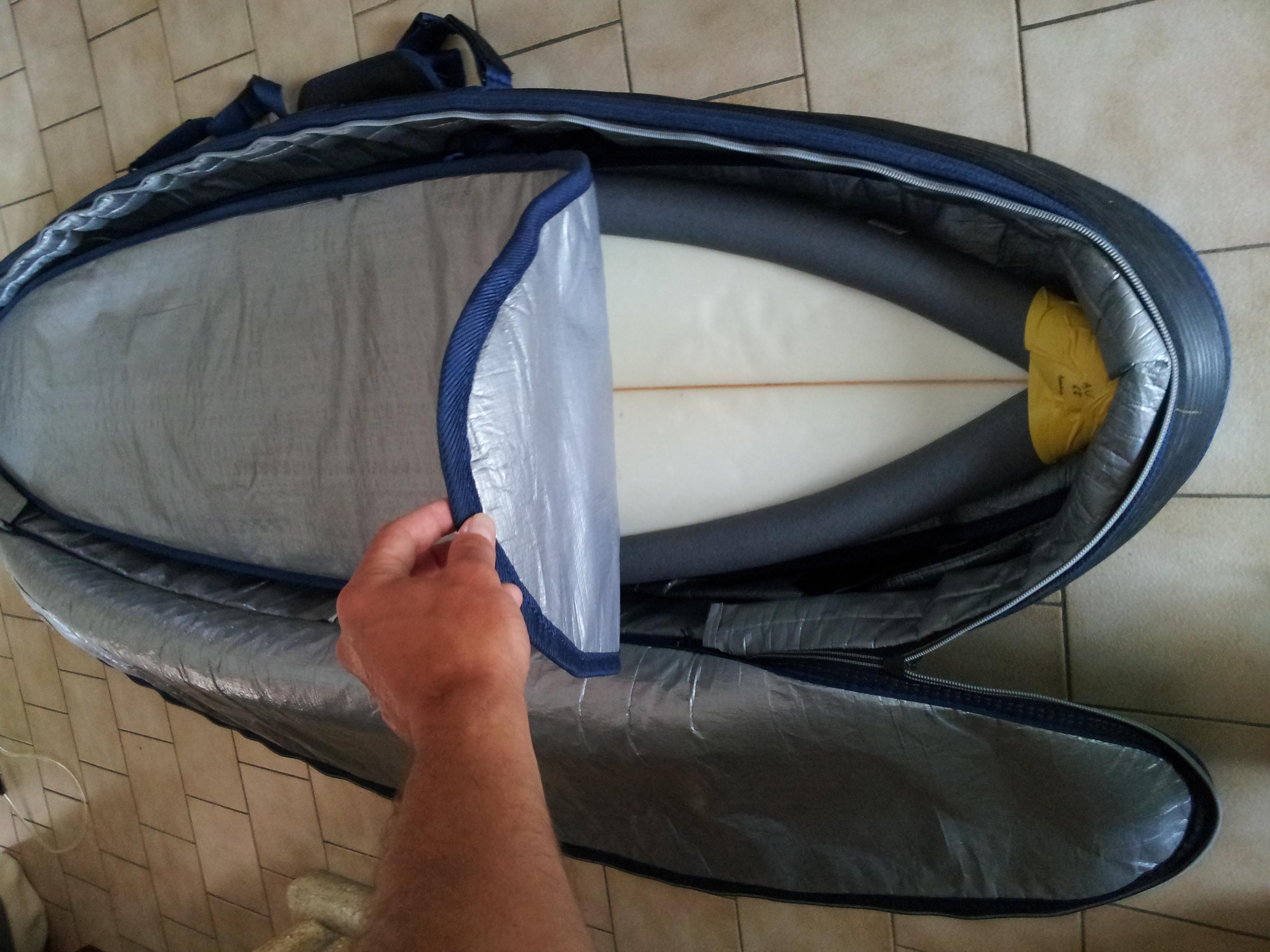 intercalaire boardbag voyagesetsurf