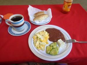 Petit déjeuner Salvador