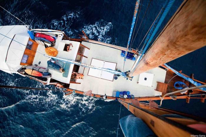 boat trip intro