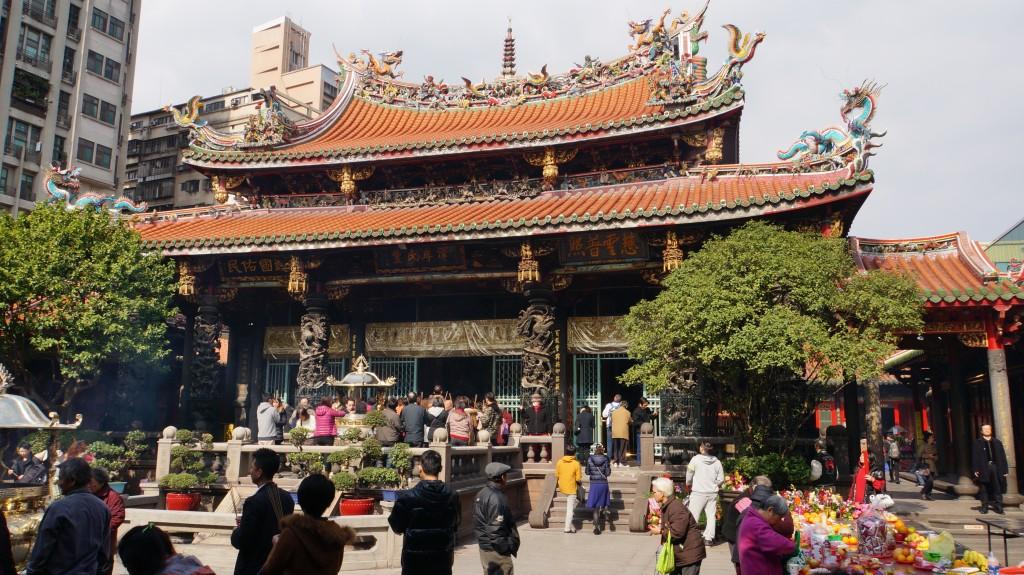 taïwan temple