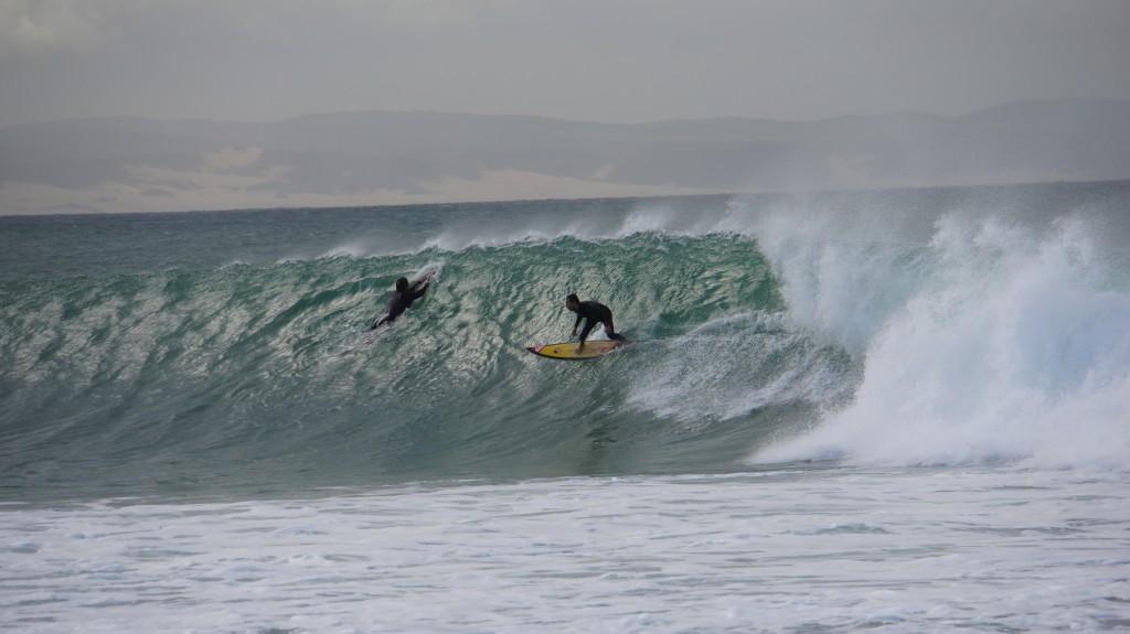 planche de surf Jeffreys Bay