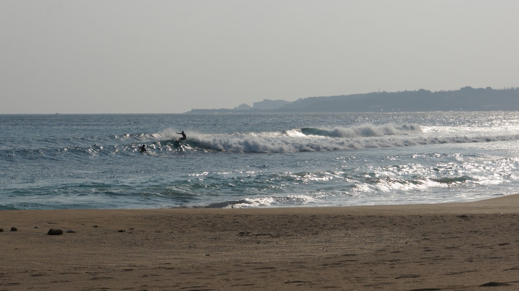 Taïwan surf nanwan