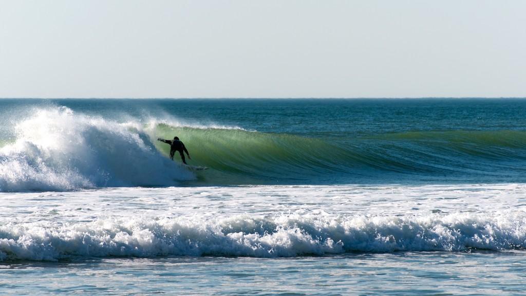 Trip surf France