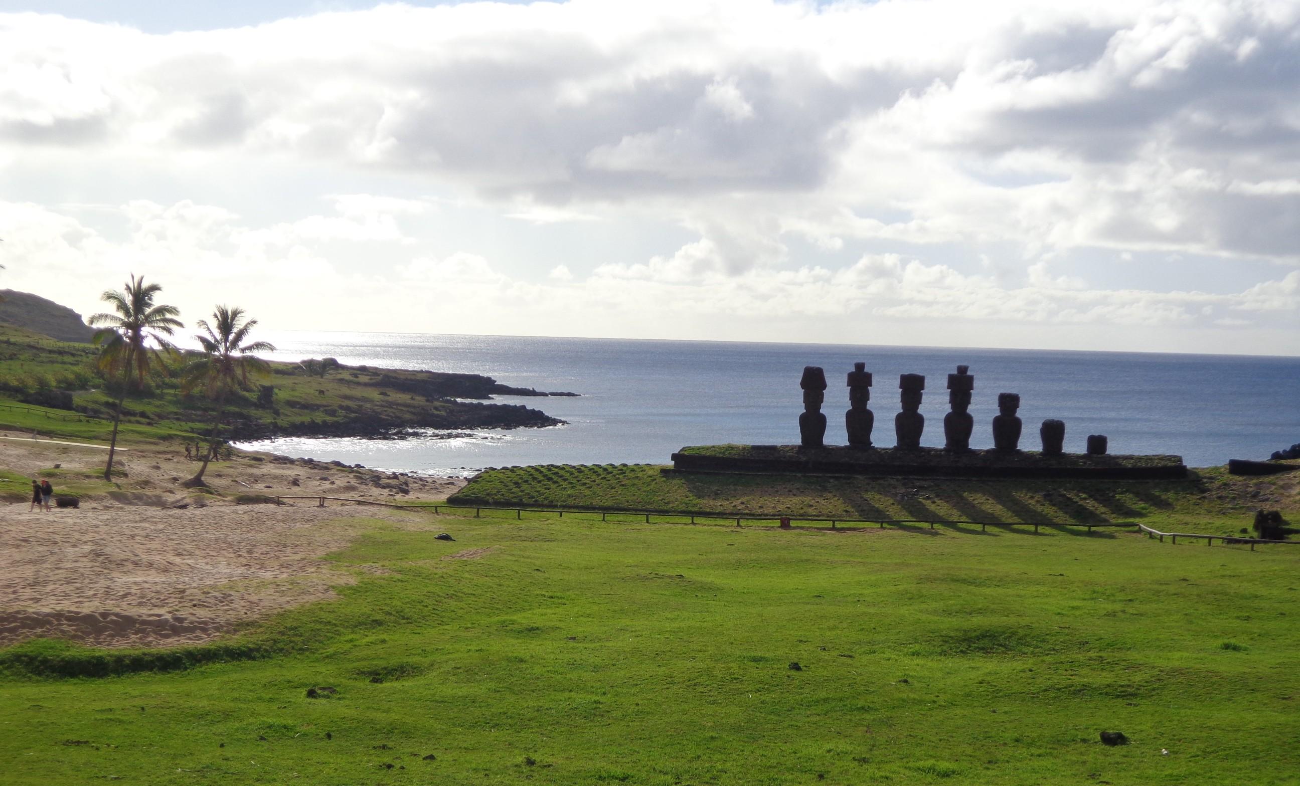 Rapa nui île de pâques