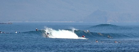 LACKEY PEACK SUMBAWA SURF