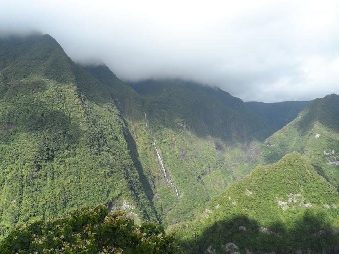 île de la réunion montagne