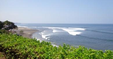 Bali Balian beach