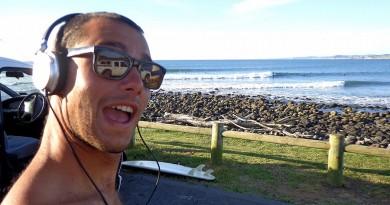 raglan manu bay nouvelle zélande surf