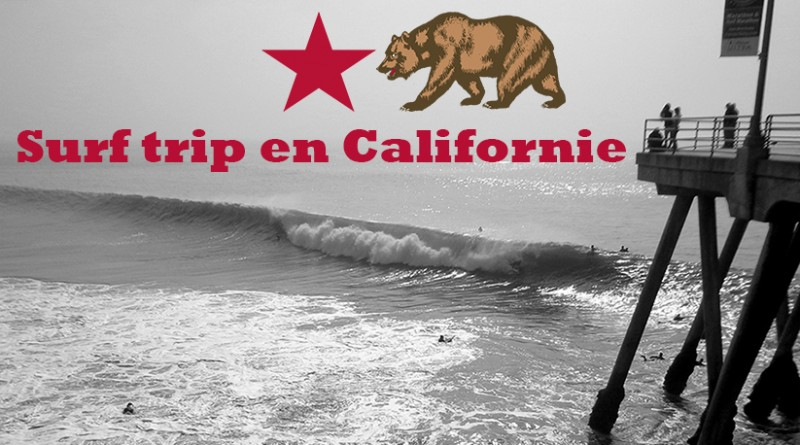 surf trip californie usa