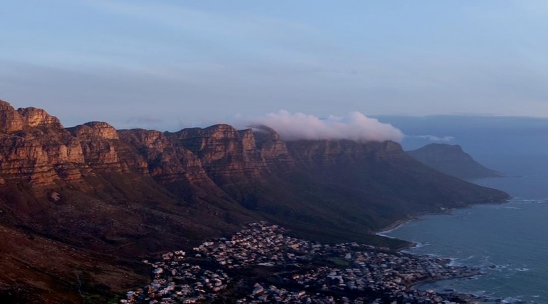Afrique du sud Cape Town lion's head