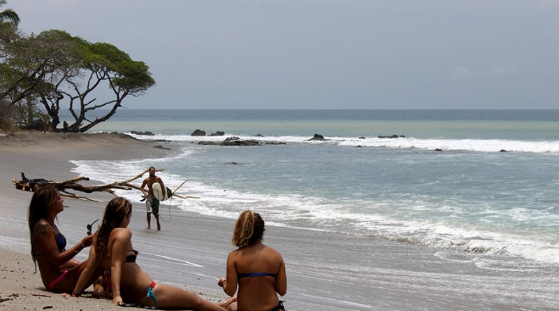 Costa Rica, Guanacaste, golf Nicoya, Surf trip, montezuma