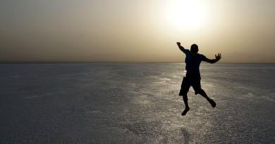 Ethiopie lake Karoum