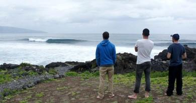 Açores Sao Miguel surf santa barbara
