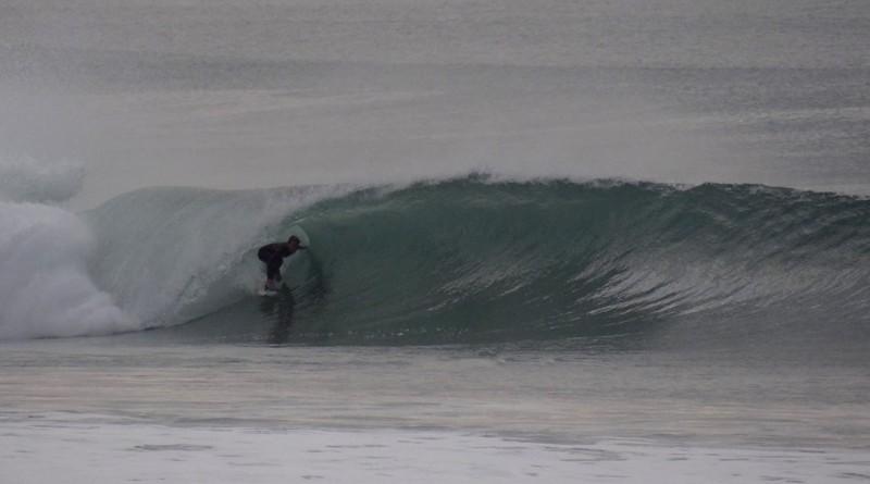 Les landes la piste tube surf
