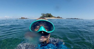 Santa Catalina Coiba snorkeling