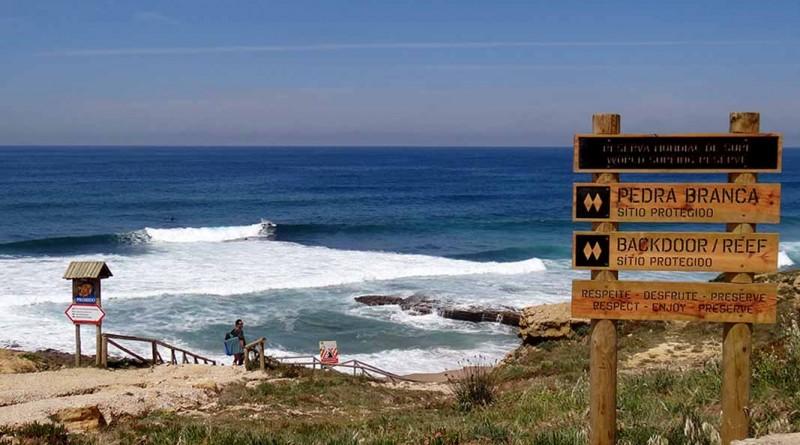 Portugal surf Ericeira pedra branca