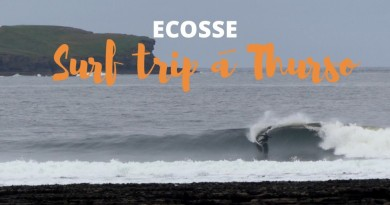 Ecosse surf thurso east