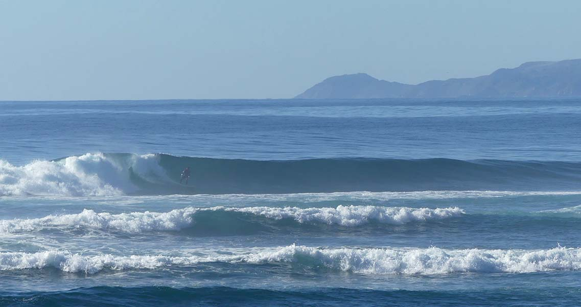 Chili Pichilemu Puntilla surf