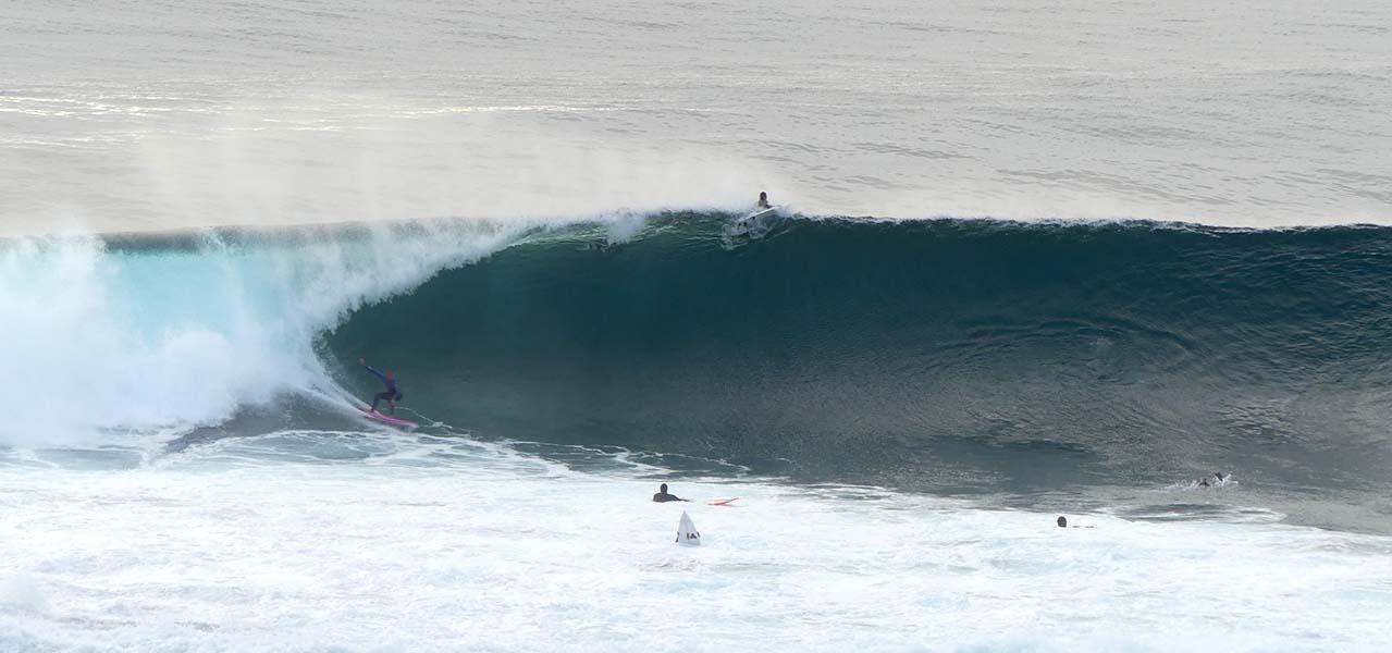 Chili Punta de Lobos surf carnage