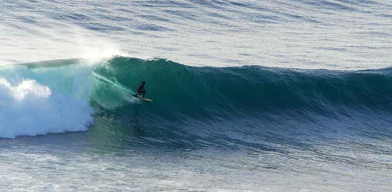 Chili Punta de Lobos surf