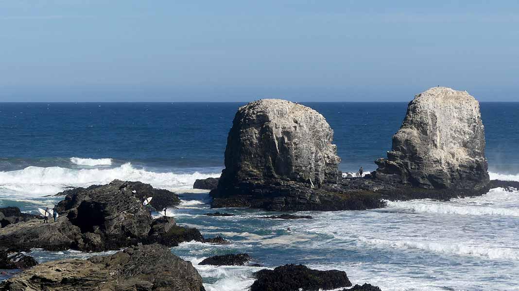 Chile Punta de Lobos Los Morros