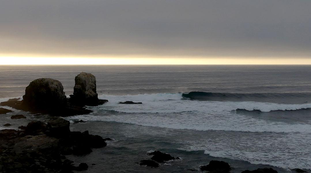 Chili Punta de Lobos surf Morros