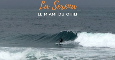 Chili La Serena surf