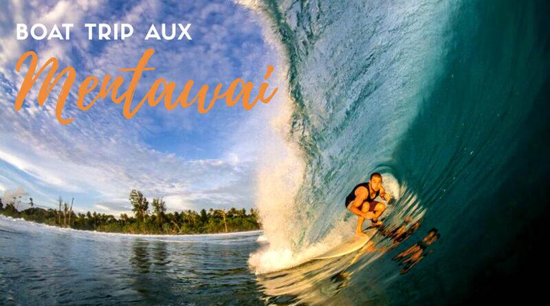 Boat trip aux Mentawai