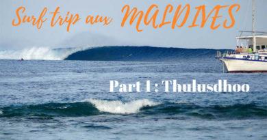 Maldives surf Thulusdhoo