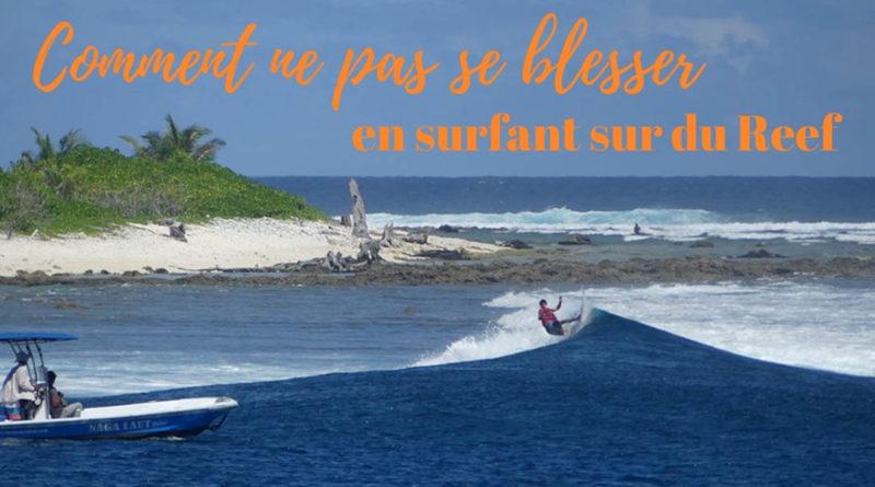 Mentawai surf reef