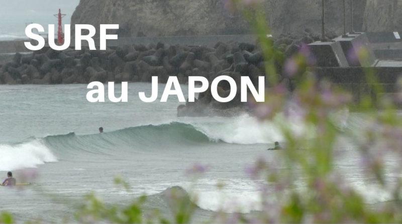 Surf au Japon