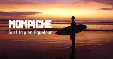surf trip Equateur Mompiche