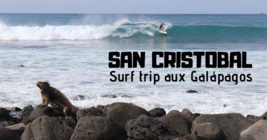 surf trip Galapagos San cristobal