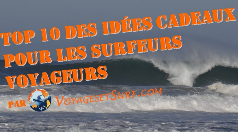 SURF VOYAGE CADEAUX TRIP SURF