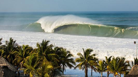 mexique puerto escondido surf