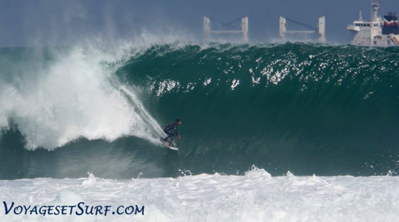 el gringo arica chili surf