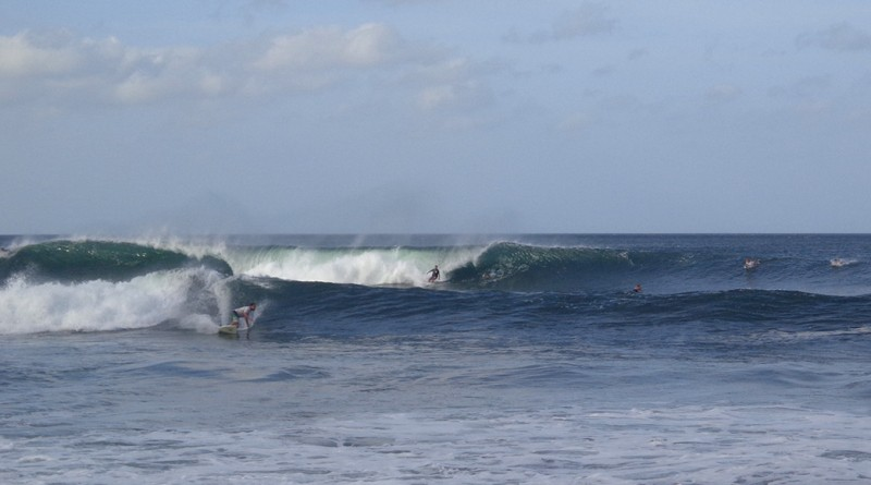 Nicaragua surf popoyo playa sardinas