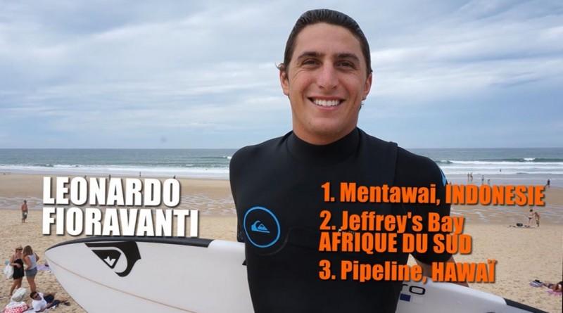 Lacanau pro surf trip