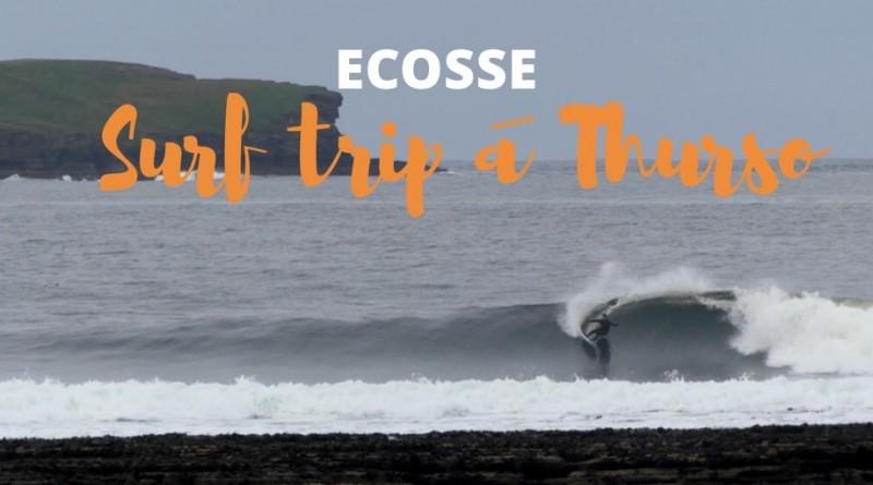 Ecosse surf thurso east