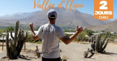 Chili Vallée d'Elqui