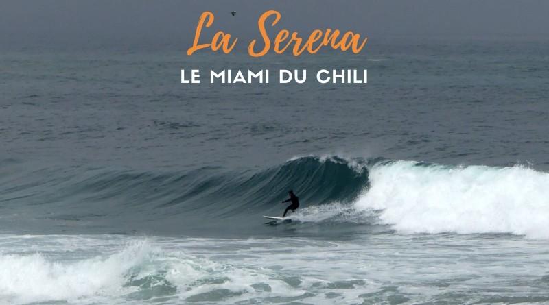 Chili La Serena surf