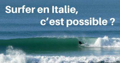 Italie surf