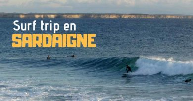 sardaigne surf trip